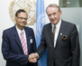 Deputy Secretary-General Meets Foreign Minister of Sri Lanka 7.24325