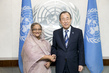 Secretary-General Meets Prime Minister of Bangladesh 1.0767258
