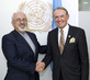 Deputy Secretary-General Meets Foreign Minister of Iran 7.242757