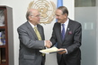 Deputy Secretary-General Meets Chairman of Hammarskjöld Inquiry Trust 7.2426805