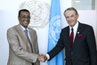Deputy Secretary-General Meets Interior Minister of Sudan 7.242757