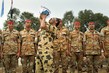 UN Medal Parade for Egyptian Troops of MONUSCO 4.469205