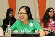 Girl Activists Speak Out on 2nd Annual Day of the Girl Child 12.112431