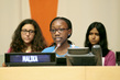 Girl Activists Speak Out on 2nd Annual Day of the Girl Child 8.120609