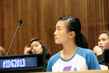 Girl Activists Speak Out on 2nd Annual Day of the Girl Child 12.122031