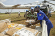 UNAMID Delivers School Supplies to West Darfur Camp 4.4727755