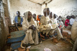 Primary School in West Darfur Camp in Need of Repair 7.4357142