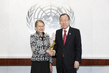 Secretary-General Meets President of ICC Assembly 2.8552313