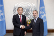Secretary-General Meets Permanent Representative of Brazil 2.8552313