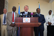 Deputy Secretary-General on Official Visit in Somalia 0.93675065