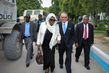 Deputy Secretary-General on Official Visit in Somalia 0.76099527