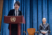 Secretary-General Designates Pianist Lang Lang as UN Messenger of Peace 8.254084