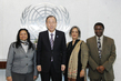 Secretary-General Meets Members of Human Rights Procedures Coordination Committee 2.8552313
