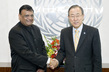 Secretary-General Meets Member of Parliament of India 2.8552241