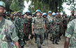 MONUSCO Force Commander Visits Bunagana after Its Recapture from M23 Rebels 4.469205