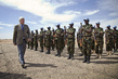 Peacekeeping Chief Reviews MINUSMA Troops 4.889289