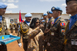 UN Head of Field Support Visits South Sudan 7.9300556