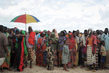 Thousands Displaced by Floods and Conflict near Jowhar, Somalia 7.764183