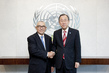 Secretary-General Meets President of Inter-Parliamentary Union 2.8552241