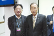 Secretary-General Meets Korean Senior Secretary for Green Growth 3.7571998