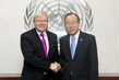 Secretary-General Meets Former Prime Minister of Australia 2.8552241