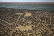 Aerial View of Gao, Mali, on Election Day 4.880906