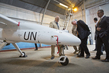 UN Peacekeeping Chief Launches UAV Project in Goma 4.4652176