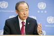 Secretary-General Speaks to Press on Mandela's Death 1.0