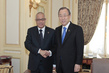 Secretary-General Meets Prime Minister of Libya 1.0