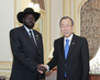 Secretary-General Meets President of South Sudan 3.7581987