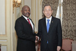 Secretary-General Meets President of Burundi 1.0