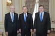 Secretary-General Meets Presidents of European Council and Commission 1.0