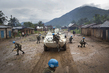 MONUSCO Peacekeepers Patrol Town of Pinga, Noth Kivu 4.428633