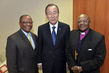 Secretary-General Meets Archbishop Desmond Tutu 1.0