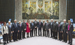 Group Photo of Security Council Members and Secretary-General