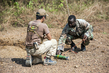 UNMAS Provides EOD Training for Liberian Troops 4.672516