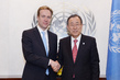 Secretary-General Meets Foreign Minister of Norway 2.8623128