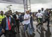Liberian President Participates in National Marathon 4.6601295