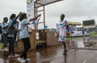 Disabled Athletes Participate in Liberia Marathon 4.64706
