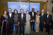 UN Correspondents Association Annual Awards Dinner and Dance 0.45062393