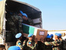 Fallen Peacekeepers Arrive in Juba 4.0526733