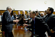 Joint Special Representative for Syria Briefs Press