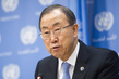 Secretary-General Gives First 2014 Press Conference 0.3105914