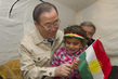 UN Leaders Visit Kawrgosik Refugee Camp, Iraq 0.9497341