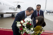 Secretary-General Arrives in Erbil, Kurdistan 9.816405