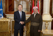 Secretary-General Meets with President of the Kurdistan Region, Iraq 1.2663121