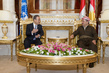 Secretary-General Meets President of the Kurdistan Region, Iraq 1.2663121
