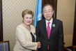 Secretary-General Meets E.U. Commissioner for International Cooperation 0.60117286