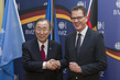 Secretary-General Meets German Minister of Economic Cooperation 3.7652352