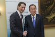 Secretary-General Meets Foreign Minister of Austria 3.7652352